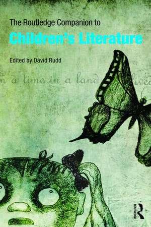 The Routledge Companion to Children's Literature imagine