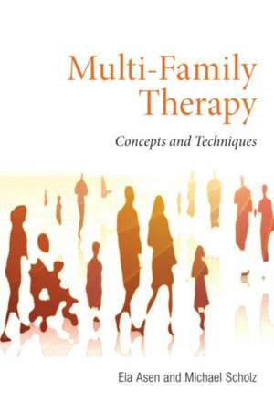 Multi-Family Therapy