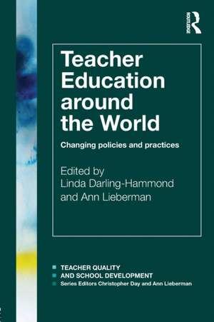 Teacher Education Around the World imagine