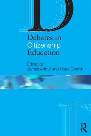 Debates in Citizenship Education imagine