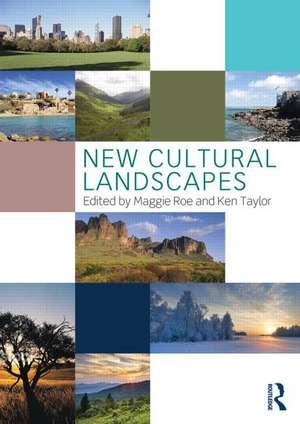 New Cultural Landscapes imagine