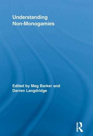 Understanding Non-Monogamies
