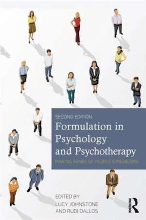 Formulation in Psychology and Psychotherapy imagine