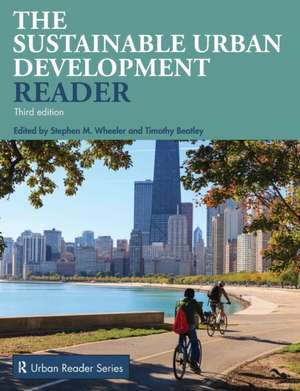 Sustainable Urban Development Reader de Stephen M. Wheeler