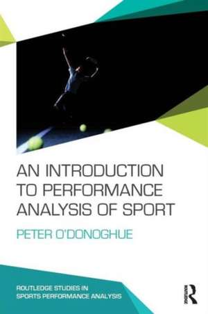 An Introduction to Performance Analysis of Sport