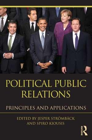 Political Public Relations de Jesper Stromback