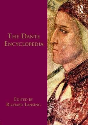 The Dante Encyclopedia imagine