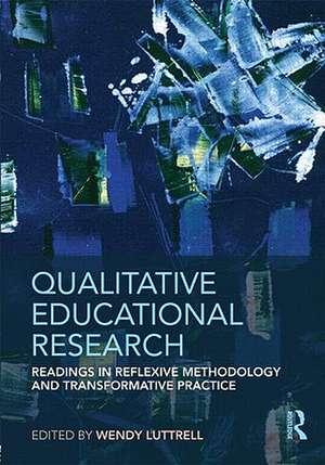 Qualitative Educational Research imagine