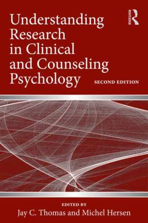 Understanding Research in Clinical and Counseling Psychology imagine