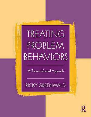 Treating Problem Behaviors