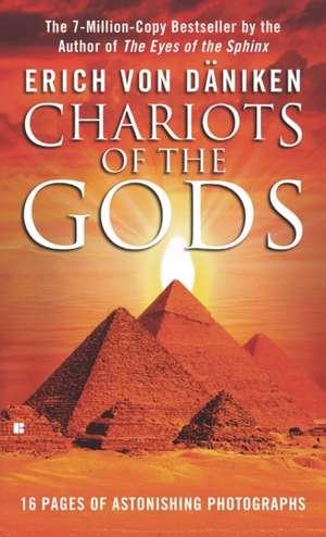 Chariots of the Gods de Erich von Daniken