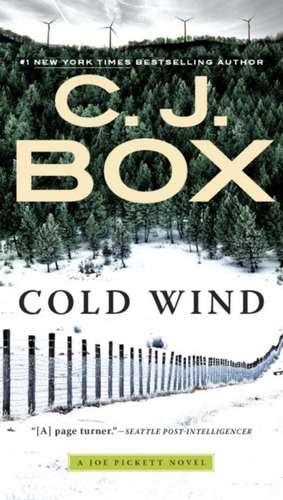 Cold Wind de C. J. Box