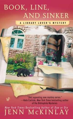Book, Line, and Sinker de Jenn McKinlay