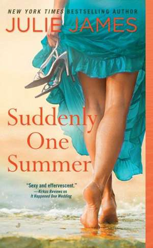 Suddenly One Summer de Julie James