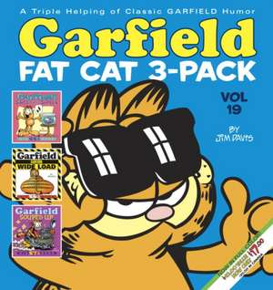 Garfield Fat Cat 3-Pack #19 de Jim Davis