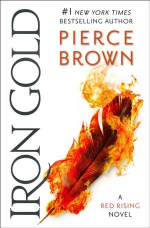 Iron Gold de Pierce Brown