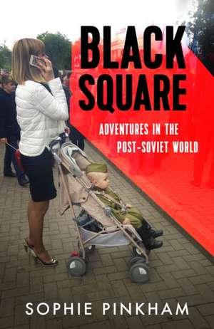 Pinkham, S: Black Square imagine