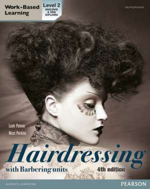 L2 Diploma in Hairdressing Candidate Handbook (including barbering units)