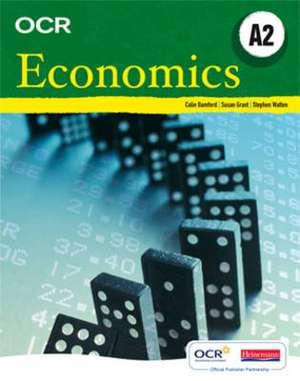 OCR A Level Economics Student Book (A2)