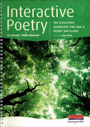 Interactive Poetry 11-14 Student book