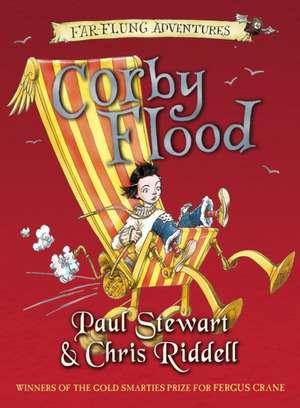 Corby Flood de Chris Riddell