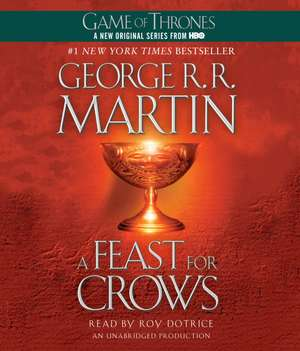 A Feast for Crows de George R. R. Martin