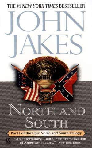 North and South de John Jakes