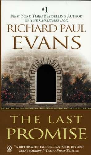 The Last Promise de Richard Paul Evans