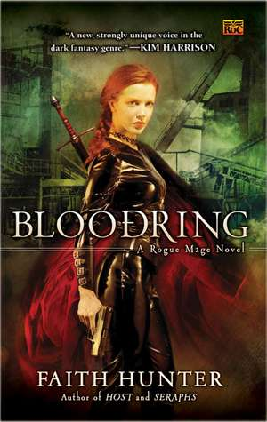 Bloodring de Faith Hunter