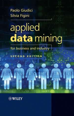 Applied Data Mining for Business and Industry imagine