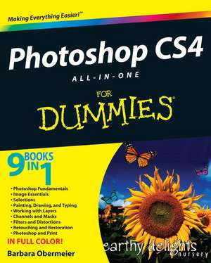 Photoshop CS4 All–in–One For Dummies