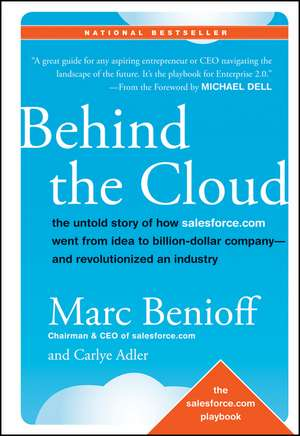 Behind the Cloud imagine