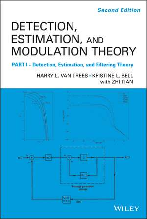 Detection Estimation and Modulation Theory, Part I imagine