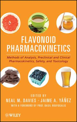 Flavonoid Pharmacokinetics