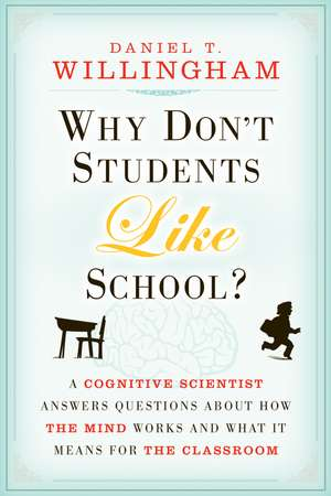 Why Don′t Students Like School?