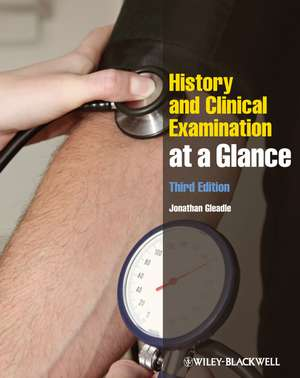 History and Clinical Examination at a Glance imagine