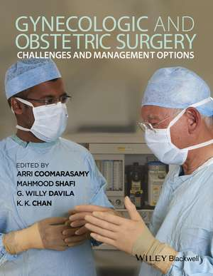 Gynecologic and Obstetric Surgery