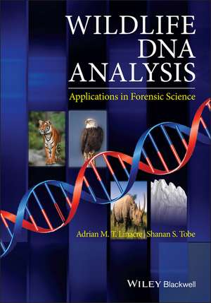 Wildlife DNA Analysis