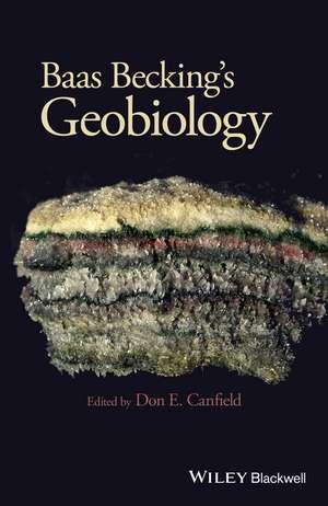 Baas Becking′s Geobiology