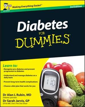Diabetes For Dummies imagine