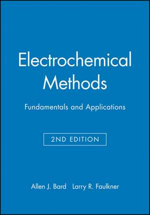 Student Solutions Manual to accompany Electrochemical Methods: Fundamentals and Applicaitons, 2e de Allen J. Bard