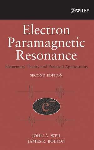 Electron Paramagnetic Resonance imagine