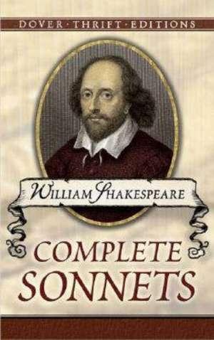 Complete Sonnets imagine