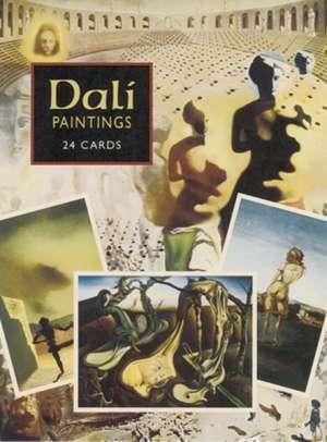 Dali Paintings:  24 Cards de Salvador Dali