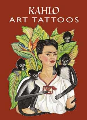 Kahlo Art Tattoos de Frida Kahlo