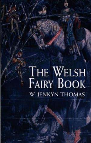 The Welsh Fairy Book imagine
