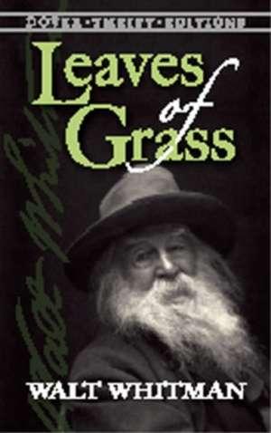 Leaves of Grass:  The Original 1855 Edition de Walt Whitman