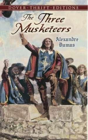 The Three Musketeers de Alexandre Dumas