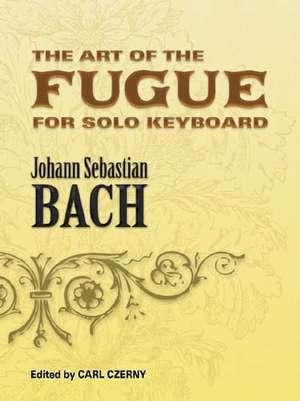 The Art of the Fugue BWV 1080 de Johann Sebastian Bach