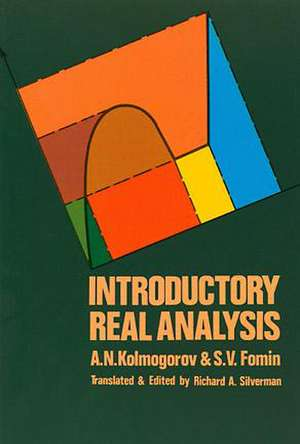 Introductory Real Analysis imagine